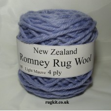Romney rug wool 100g ball 15