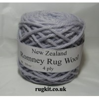 Romney rug wool 100g ball 16
