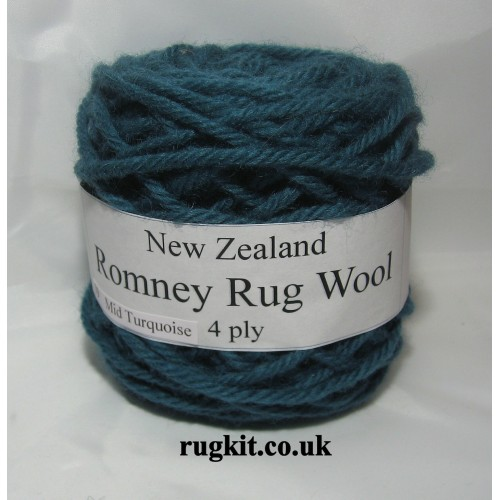 Romney rug wool 100g ball 19