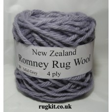 Romney rug wool 100g ball 29