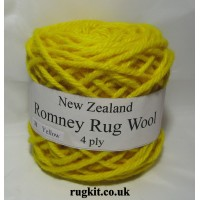 Romney rug wool 100g ball 31