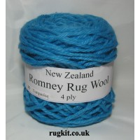 Romney rug wool 100g ball 35