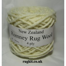 Romney rug wool 100g ball 36