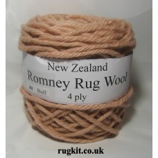 Romney rug wool 100g ball 40