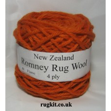 Romney rug wool 100g ball 41