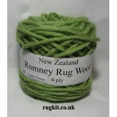 Romney rug wool 100g ball 53