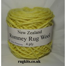 Romney rug wool 100g ball 63