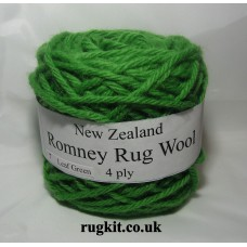 Romney rug wool 100g ball 7