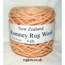 Romney rug wool 100g ball 77