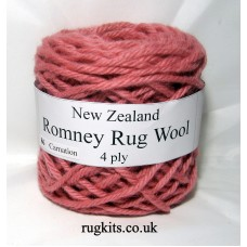 Romney rug wool 100g ball 86