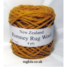 Romney rug wool 100g ball 88
