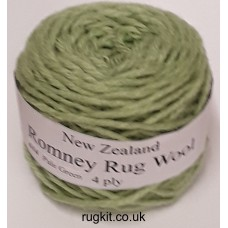 Romney rug wool 100g ball 614