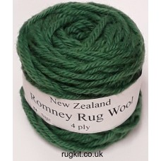 Romney rug wool 100g ball 84