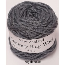 Romney rug wool 100g ball 871