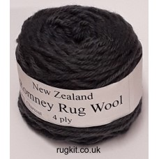 Romney rug wool 100g ball 872