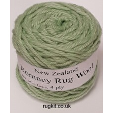 Romney rug wool 100g ball 901