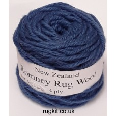 Romney rug wool 100g ball 922