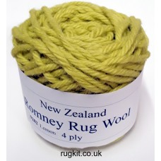 Romney rug wool 100g ball 9282