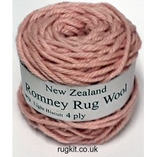Romney rug wool 100g ball 973