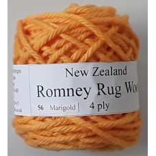 Romney rug wool 100g ball 56