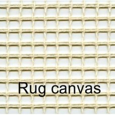 "Zweigart rug canvas in single pieces (3.3hpi) 36""x55"""