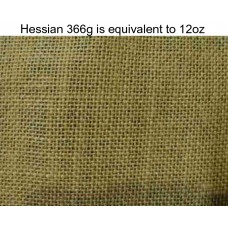 Hessian 366g (12oz) 180cm wide