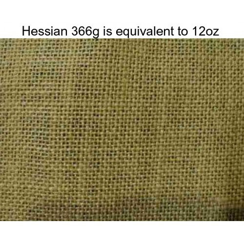 Hessian 180cm wide 366g (12oz)