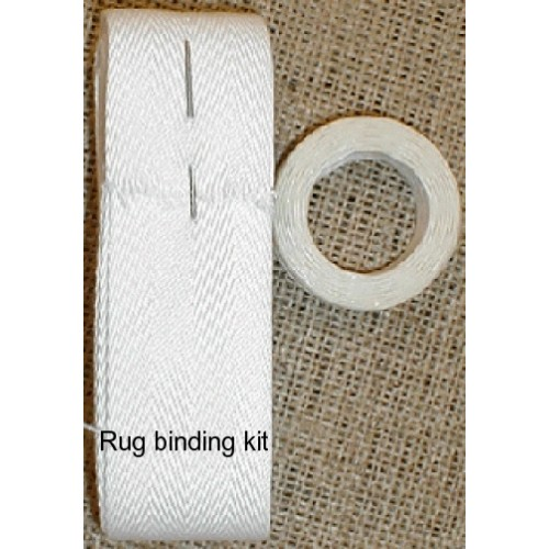 Rug Binding Kit For Latch Hook Rugs