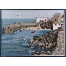 Coverack Counted Cross Stitch Kit