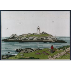 Godrevy Lighthouse Counted Cross Stitch Kit