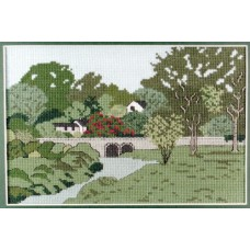 Creek at Gweek Counted Cross Stitch Kit