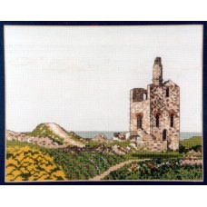Higher Levant Mine Counted Cross Stitch Kit