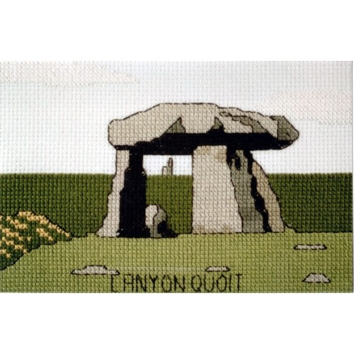 Lanyon Quoit Counted Cross Stitch Kit