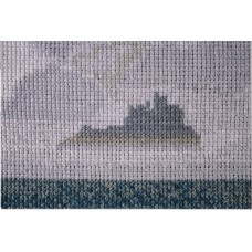 Misty Counted Cross Stitch Kit
