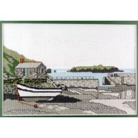 Mullion Cove Counted Cross Stitch Kit
