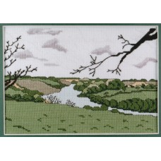 Port Navas Counted Cross Stitch Kit