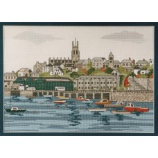Penzance Counted Cross Stitch Kit