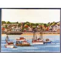 St Ives Counted Cross Stitch Kit
