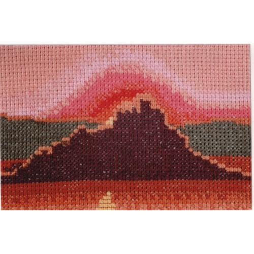 Sunrise Counted Cross Stitch Kit