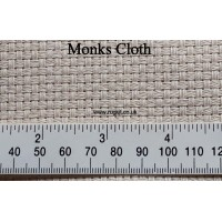 Zweigart Monks Cloth 7 or 13 count priced per piece
