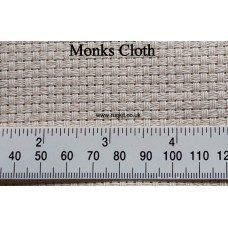 Monks Cloth 140cm wide 9 count