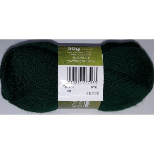 King Cole Double Knitting shade 33