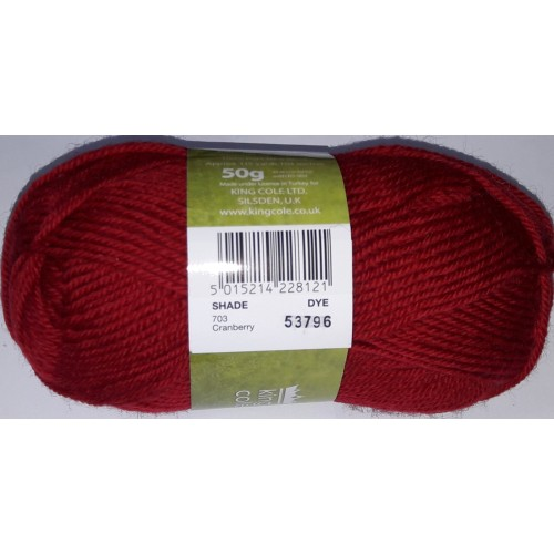 King Cole Double Knitting shade 703