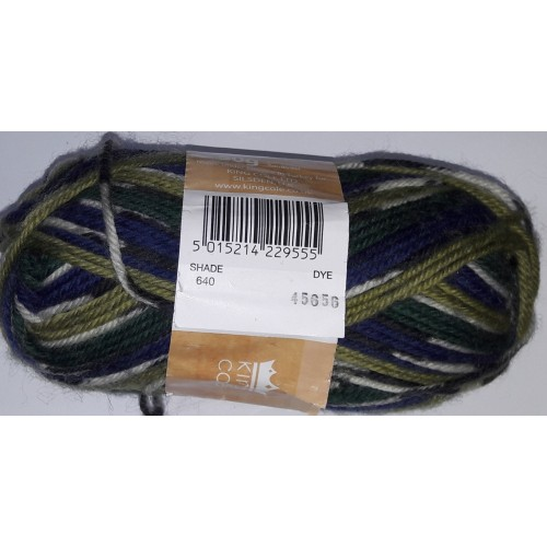 King Cole Double Knitting shade 640