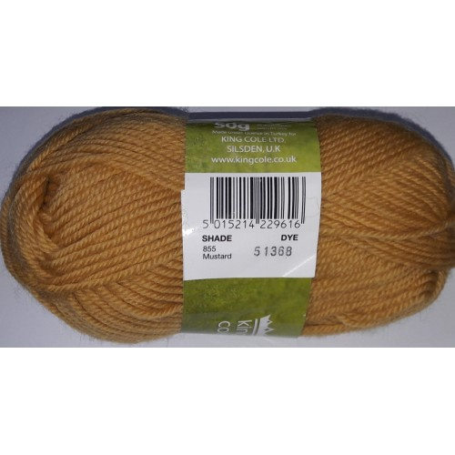 King Cole Double Knitting shade 855