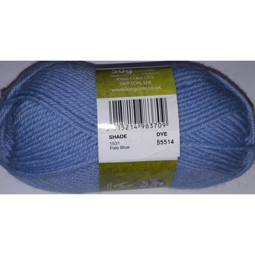 King Cole Double Knitting shade 1531
