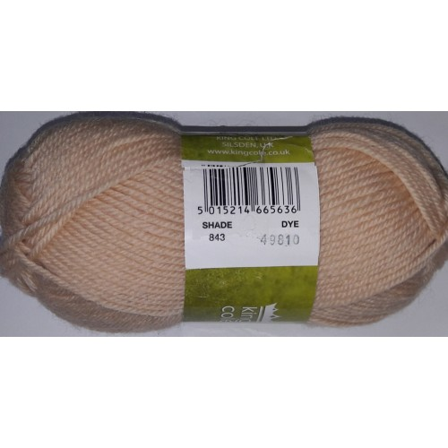 King Cole Double Knitting shade 843