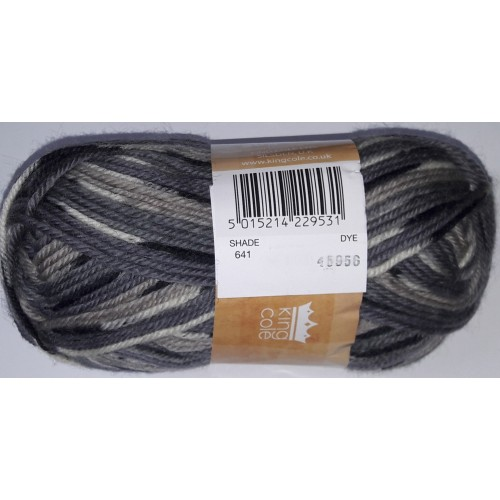 King Cole Double Knitting shade 641
