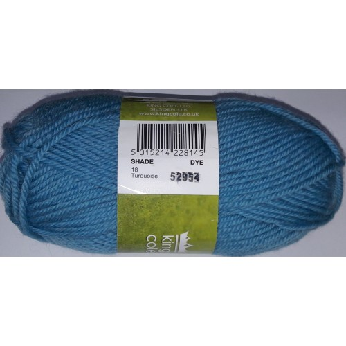 King Cole Double Knitting shade 18