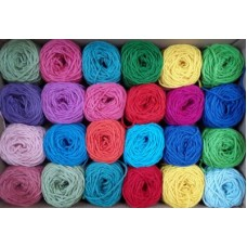 Rug wool bargain pack 900g